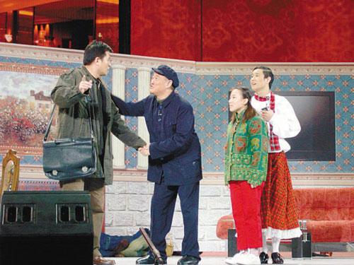 《不差钱》亮相第二次彩排 赵本山引来最多笑声