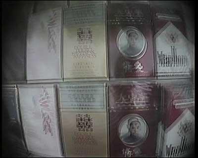 在市场上,台湾大中华香烟,英国彩色555,等在国内卷烟市场禁卖的...