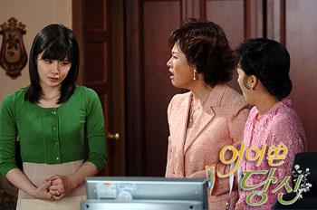 李宝英《可爱的你》演乖媳妇 受婆妈怜惜