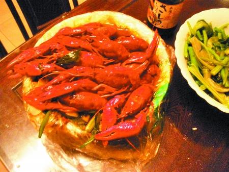小龙虾用洗虾粉导致肌肉溶解 南京多人现该症状